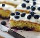 Recipes we love right now - Blueberry Traybake