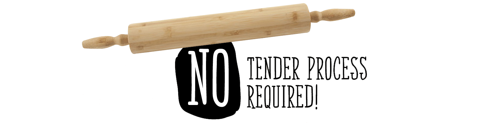 no tender process required